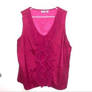 🌷5/$20 Cato Women's Pink TankTop